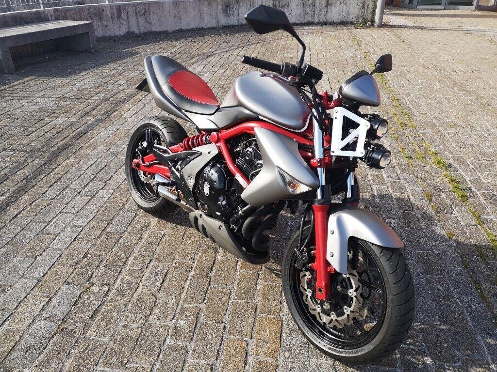 Kawasaki ER6N - 650cc Naked   Motorcycles   Gumtree