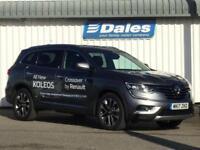 Renault Koleos 2.0 dCi Signature Nav 5dr X-Tronic (platinum grey) 2017