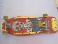 Skate Board 'OLD SCHOOL' - THE BEAST, Excellent condition .--£5--