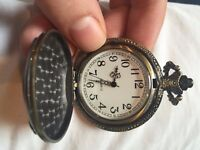 Decorative Pocket Watch