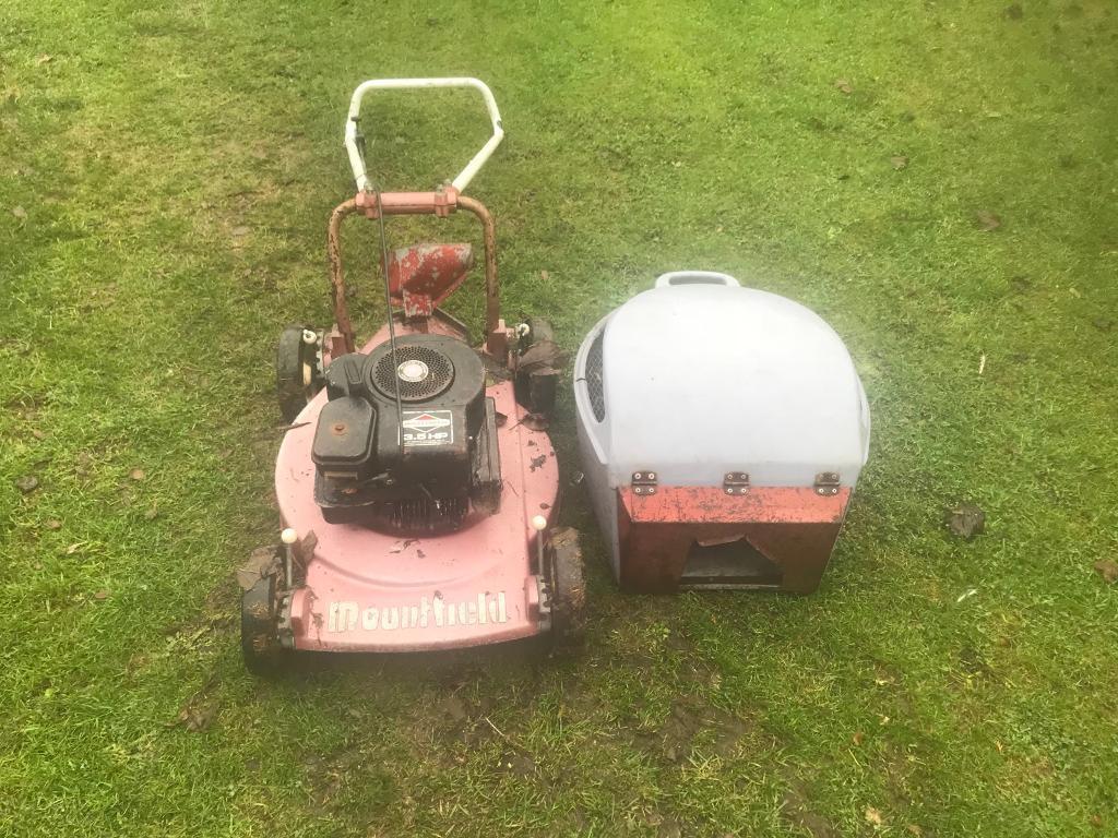 Spare Or Repair Petrol Lawn Mower In Harwich Essex