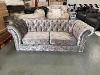 Wayfair Ally 3 Seater Chesterfield Sofa