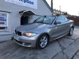 59/2009 BMW 120d CONVERTIBLE, AUTO , STUNNING CONDITION