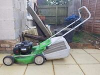 Viking mower, well used but good working order