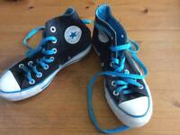 CONVERSE HIGH TOP SIZE 3