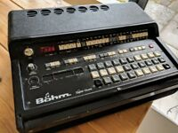 Dr. Böhm Digital Drums - VERY RARE Vintage Drum Machine (The German Linndrum)