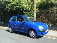 Fiat seicento sx 1.1cc 50.000 miles 2 owners from new ideal first car !!!