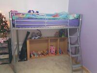 high sleeper bed bunk bed