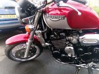 Triumph Legend tt Deluxe 2001