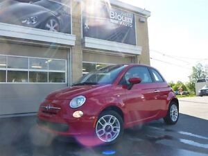 2013 Fiat 500 Pop, 23704KM, Garantie prolongée