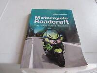 MOTORCYCLE ROADCRAFT POLICE RIDERS HANDBOOK