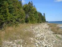 Waterfront lot Manitoulin Island in Tehkummah Township