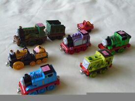 Take Along Thomas mixed lots of trains and track