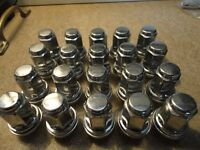Toyota Hilux Alloy Wheel Chrome NUTS £20