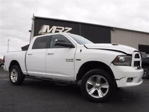 2014 Ram 1500 Sport - R/T - Crewcab - FULL - Lift kit - Extra c