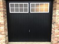 Garage Door. Horman up and over x 2