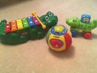 Toy Bundle - Fisher Price/V Tech