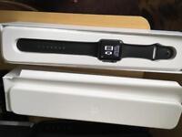 Apple Watch 42MM sports black series 1