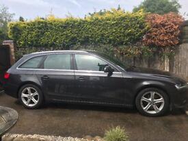 2012 Audi Technik 2.0 TDI