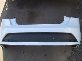 seat fr ibiza bumper from 2013 plate