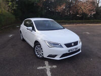 SEAT Leon TDi SE Dsg 5dr Semi-Automatic Diesel 0% FINANCE AVAILABLE