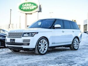 2016 Land Rover Range Rover FULL SIZE SUPERCHARGED W/ 22's!!