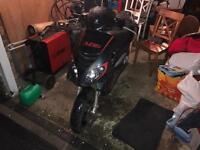 2008 PIAGGIO NRG POWER MOPED 50CC motorbike pitbike dirt bike 50 125 scooter