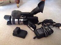 Sony NEX VG10-E HD Camera