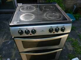 Newworld electric cooker and hob