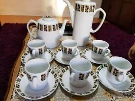 Royale coffee and tea set