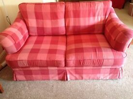 FREE comfy 2 seater sofa - must be gone by 31st May