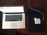 "Macbook Pro 15"", (late 2008), SSD, 8 GB RAM, Upgraded"