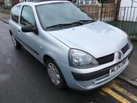 Renault Clio 1.2 2004 Low Milage