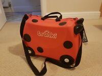 Trunki Ladybird Suitcase