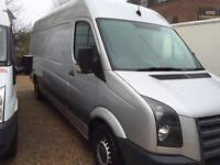 Short notice man & van single items or a full van load