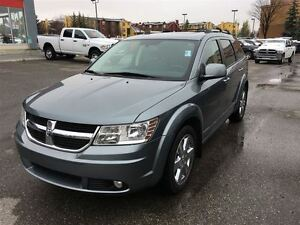 2010 Dodge Journey R/T-REMOTE START, LEATHER HEATED SEATS