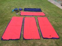 Camping Equipment Bundle - Very Good Quality