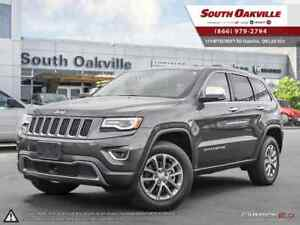 2016 Jeep Grand Cherokee Limited   LUXURY PKG   LED   PANO-ROOF