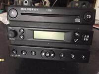 2002-2008 MK6 Ford Fiesta stock stereo for sale