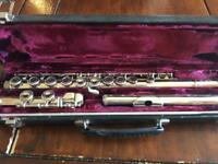 Buffet Crampon 228 silver plated flute