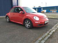 Volkswagen Beetle 1.6 Luna 2010