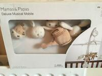 Mamas and papas cot mobile