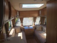 Touring Caravans Available to Hire