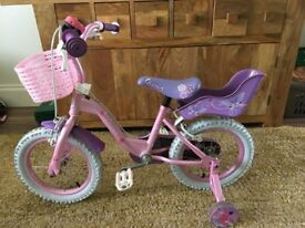 Lovely kids bike - great condition