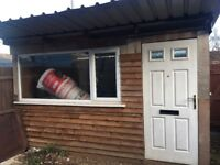 Shed, windows & doors for sale