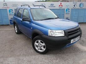 LAND ROVER FREELANDER 2.0 TD4 WITH A NEW MOT AND SERVICE!!!