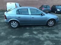 Automatic Astra low miles