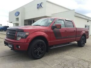 2014 Ford F-150 FX4 Long Box Fully Loaded with Roof Nav & More!