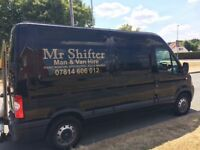 Man and van service. Piano removal/disposal service. All jobs considered. 24/7.