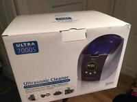 Ultrasonic Cleaner for jewellery, coins, spectacles